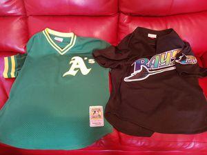Batting cage baseball shirts.. for Sale in Philadelphia, PA