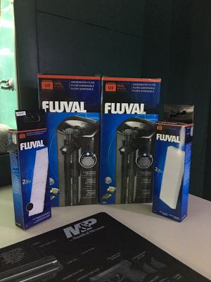 NEW!! Fluval U3 submersible fish tank filter for Sale in Philadelphia, PA