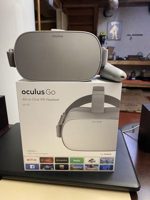 Oculus Go 64gb VR headset for Sale in Marietta, GA