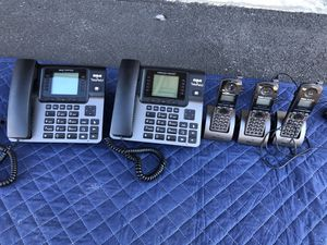 RCA Telephone System Bundle for Sale in Irvine, CA
