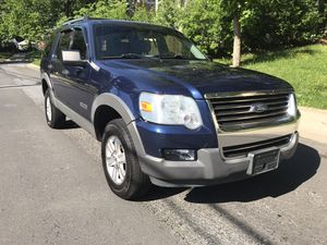 $2890 Firm Price : 2006 Ford Explorer Drives Smooth 4x4 for Sale in Chevy Chase, MD