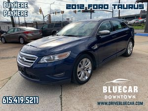 2012 FORD TAURUS for Sale in Nashville, TN