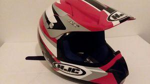 HJC Dirt bike helmet Youth size large for Sale in Elizabeth, PA