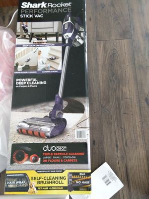 Shark rocket performance vacuum cleaner for Sale in Elgin, IL