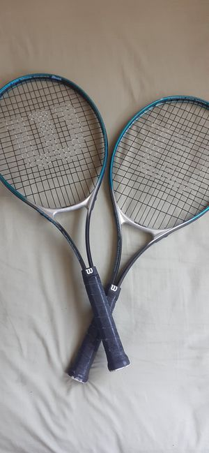 2 Tennis Rackets for Sale in Lemoore, CA