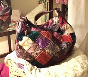 AUTHENTIC FOSSIL BRAND SLOUCHY HOBO BAG for Sale in SeaTac, WA
