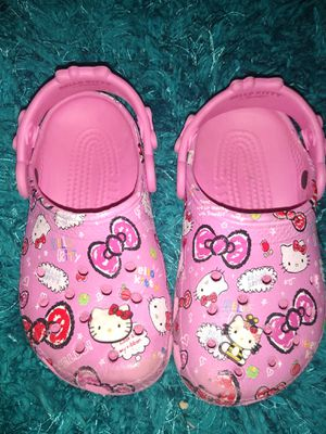 Hello Kitty size 10/11 $5 for Sale in Las Vegas, NV