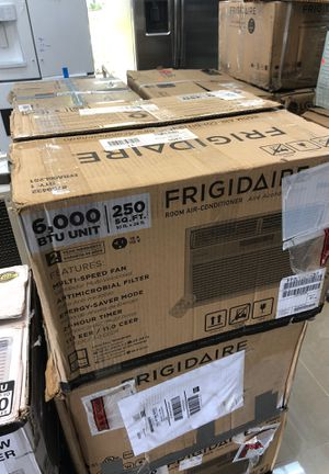 6000 btu window ac Frigidaire for Sale in Palm Beach Gardens, FL