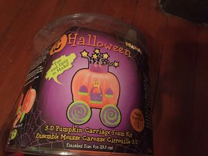 Halloween Cinderella pumpkin craft for Sale in Tacoma, WA
