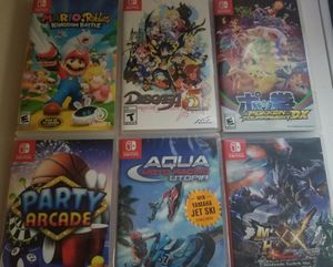 Nintendo Switch Games for Sale in Bronx, NY
