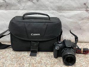 Canon Rebel T6 Digital SLR Camera 18-55mm Kit for Sale in Los Angeles, CA