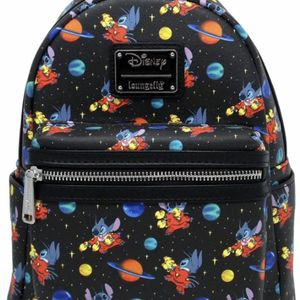 LOUNGEFLY STITCH IN SPACE LE 600 SMALL STORE EXCLUSIVE for Sale in Beaumont, CA