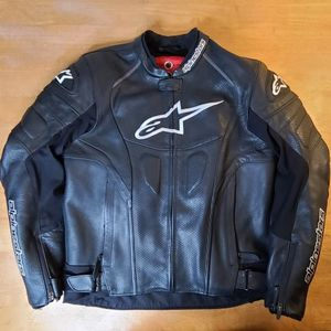 Alpinestars Gp Plus R Leather Motorcycle Jacket for Sale in Fresno, CA