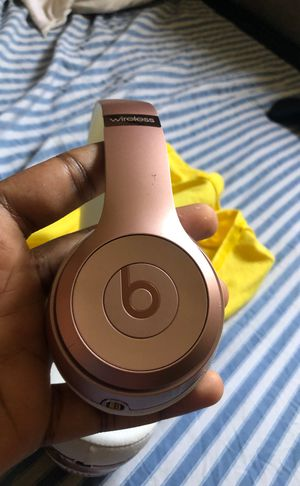 Wireless beats solo3 for Sale in Tampa, FL