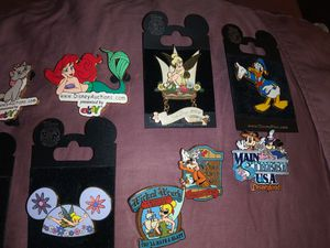 DISNEY PINS EACH ONE $5 OR 10 for Sale in Covina, CA