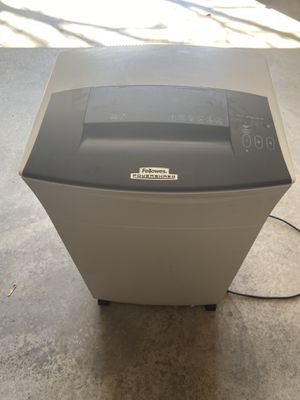 FELLOWES POWERSHRED C-220 PAPER SHREDDER @ (224836) for Sale in Canton, IL