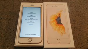 Iphone 6S Gold 64gb for Sale in Salt Lake City, UT