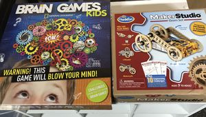 Brain game Kids y Maker studio for Sale in Medley, FL