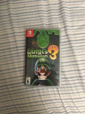 Luigi's Mansion 3 for Sale in Orange, CA