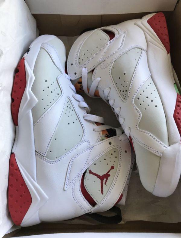 Jordan's (melo 13s) (hare 7s)