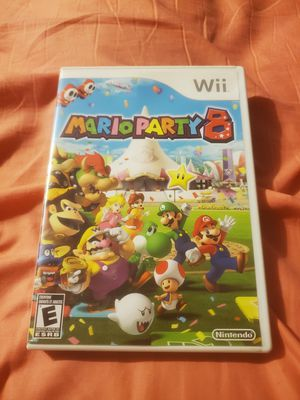 Wii Mario party 8 for Sale in Glendale, AZ