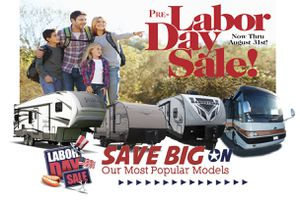 Pre-Labor Day Sale...Going on Now through August 31st for Sale in Tulare, CA
