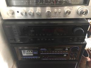 Demon Stereo Receiver DRA-295 for Sale in Stone Mountain, GA