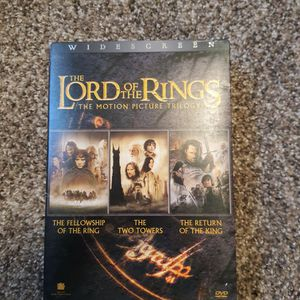 Lord Of The Rings Trilogy DVDs for Sale in Denver, CO