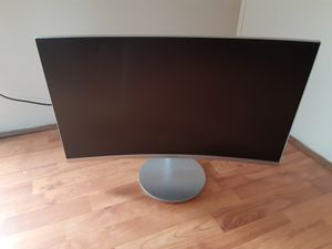 Samsung curved monitor for Sale in Eddy, TX