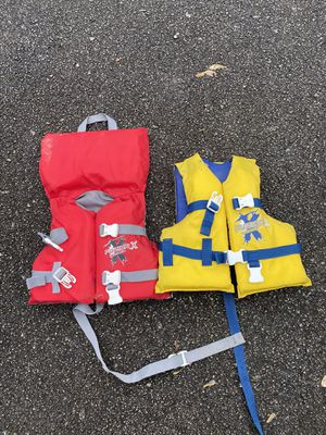 Life jackets for Sale in Morristown, TN