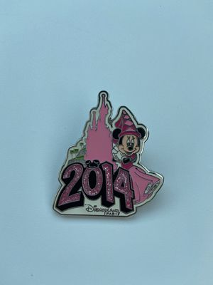 2014 Minnie Mouse Disney pin for Sale in Riverview, FL