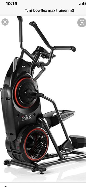 Bowflex M3 brand new for Sale in Burgettstown, PA