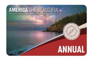 US ANNUAL 2019 - 2020 NATIONAL PARK PASS for Sale in Fairfax Station, VA