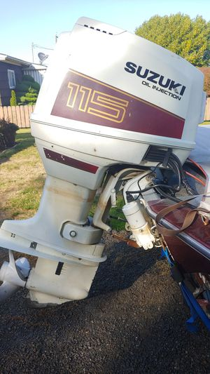 87 lazer bass boat with an 89 Oklahoma trailer. for Sale in Aberdeen, WA