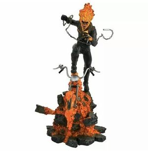 DIAMOND SELECT TOYS Marvel Milestones: Ghost Rider Resin Statue for Sale in Gaithersburg, MD