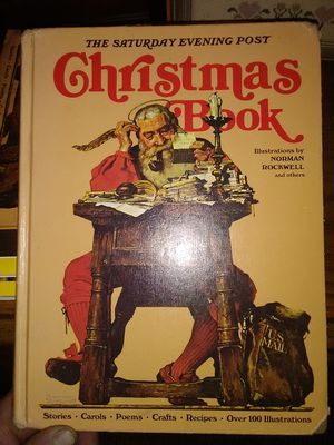 Norman Rockwell's Christmas Book for Sale in Lynnwood, WA