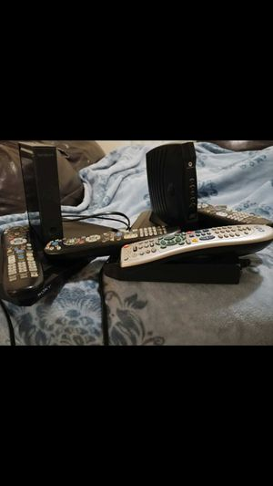 Modums ,universal remote controls and a DVD player for Sale in Mesa, AZ
