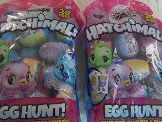 Easter- New Hatchimals Eggs Both For $5 for Sale in El Cajon,  CA