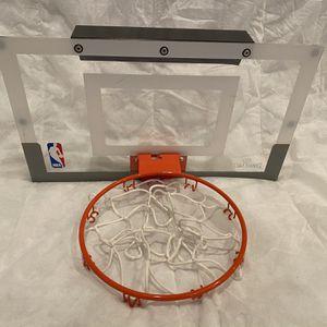 Spalding NBA Slam Jam Over The Door Mini Basketball Hoop for Sale in South San Francisco, CA