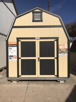 Tuff Shed Display For Sale At Mesquite Home Depot. 10x12 TB600 for Sale in Mesquite, TX