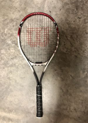 Wilson tennis racket no flaws for Sale in Dunedin, FL