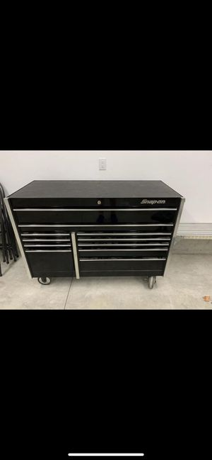 Snap on tool box for Sale in Framingham, MA