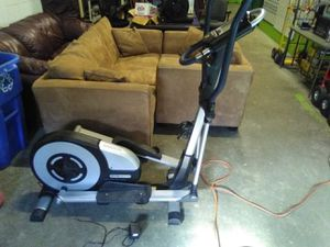 Kettler Edition Ergometer XTR1 Elliptical *Tested! Works!* for Sale in Plymouth, MA