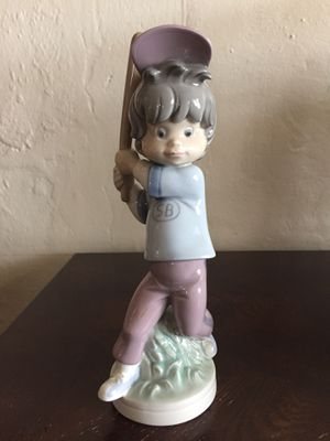 "LLadro ""Baseball Sport Billy"" Figurine for Sale in Hialeah, FL"