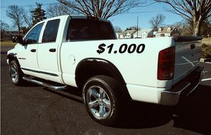 🔥🔑🔑$1,OOO🔑🔑 For Sale URGENT 🔑🔑2006 Dodge Ram 1500 SLT CLEAN TITLE🔑🔑🔥 for Sale in Detroit, MI