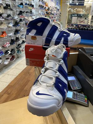 Nike Air More Uptempo Knicks Size 11 for Sale in Silver Spring, MD