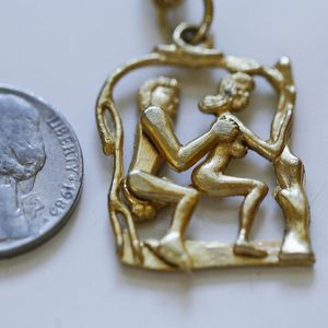 Vintage Novelty Pendant and Chain for Sale in Somerville, MA