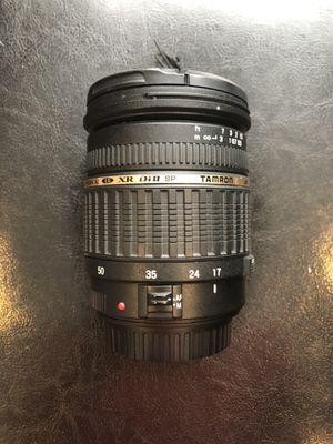 Tamaron 17-50mm f/2.8 for Canon lens for Sale in Virginia Beach, VA