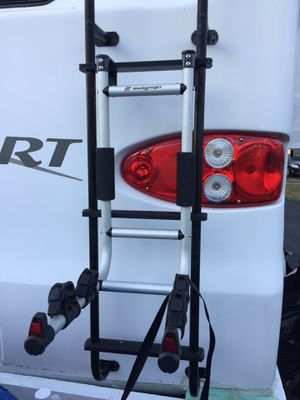 Swagman RV Bicycle Ladder Rack for Sale in NORTH PENN, PA
