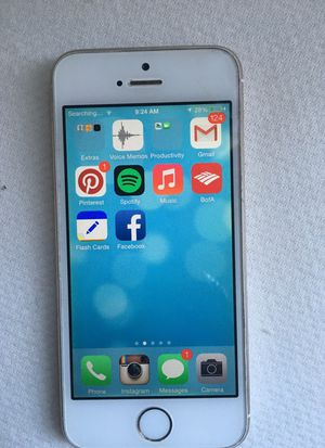 Practically new Iphone 5s for Sale in Long Beach, CA